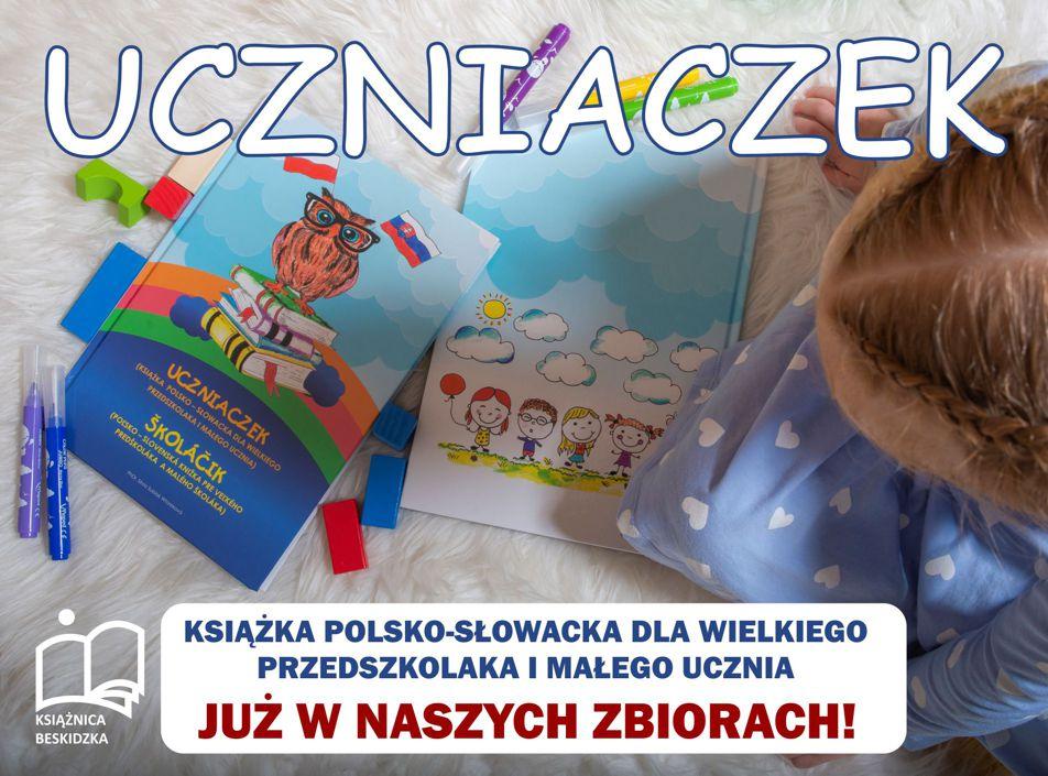 Baner nowej książki uczniaczek